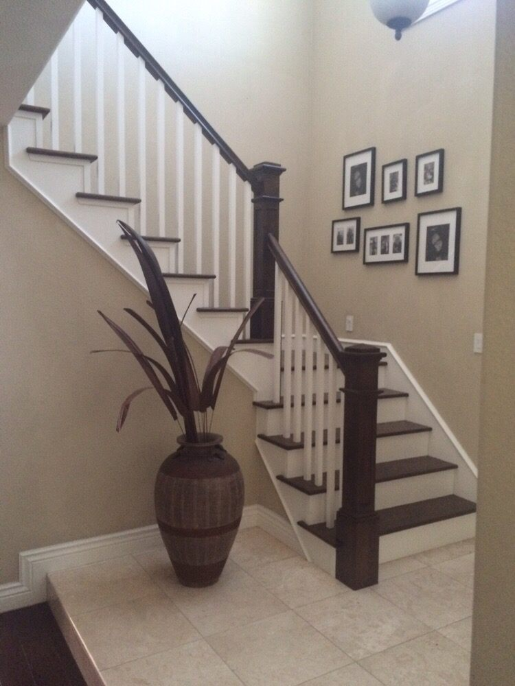 Wood Newels And Stair Parts