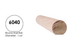6040 wooden stair handrail