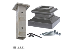 HF16.3.31 Iron Newel Stair Part