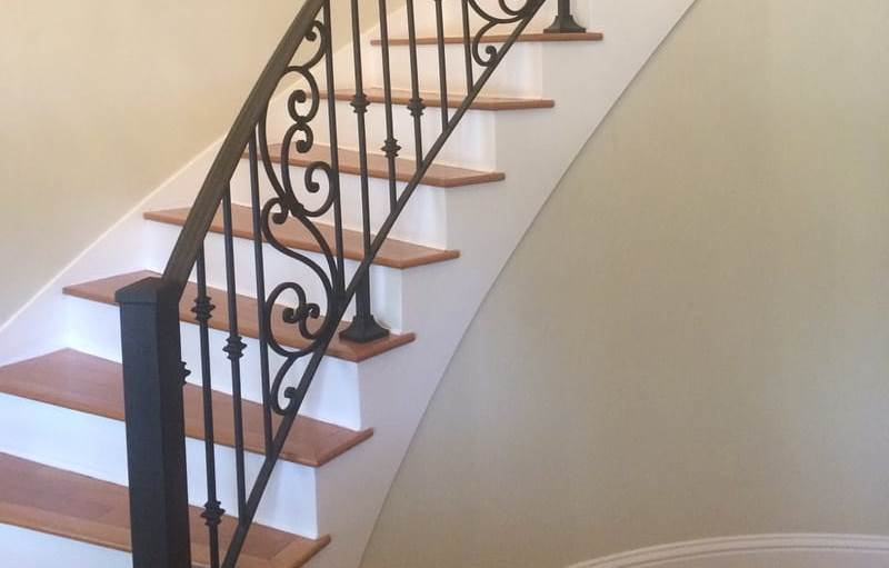 Superbe Wrought Iron Stair Parts Contact Us 2