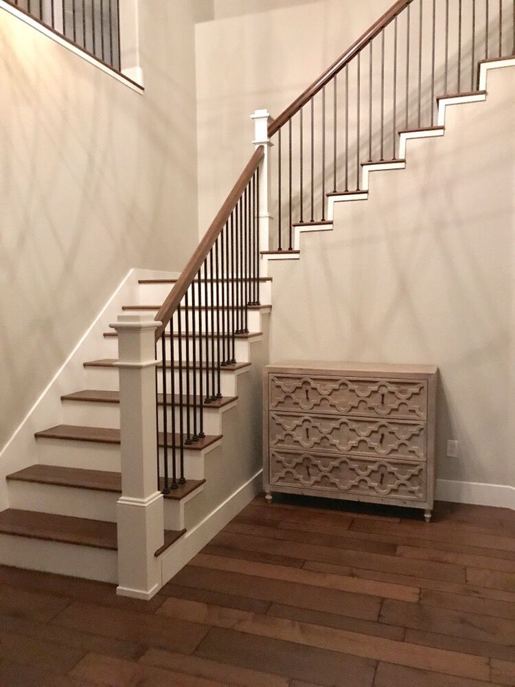 Staircase Remodel 0132 - All Things Interior