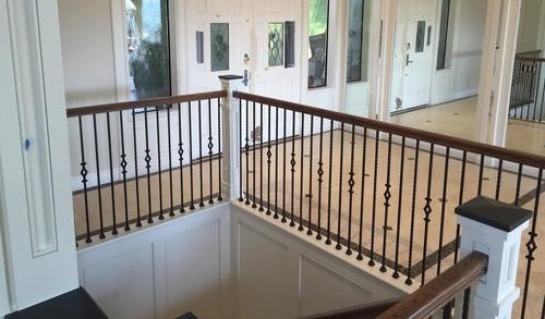 Elegant Craftsman Staircase