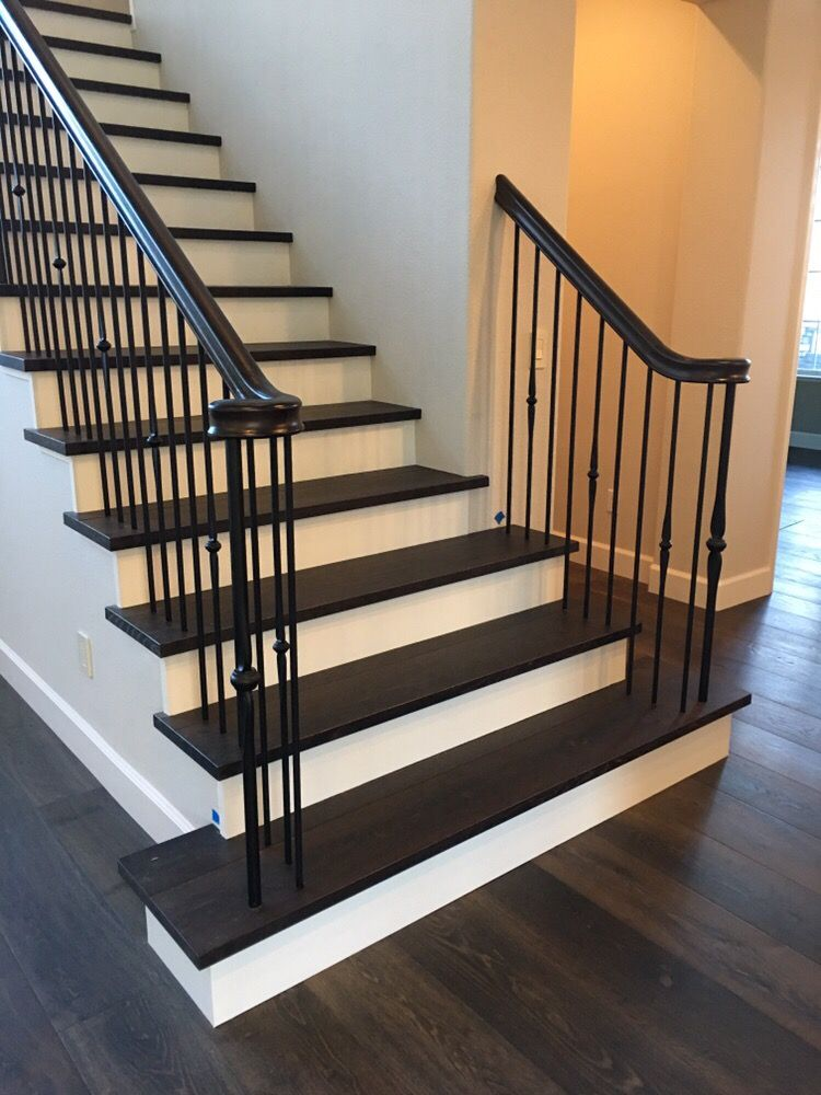 Wrought Iron Stair Parts O (3)